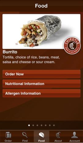 11 apps for getting fast food faster
