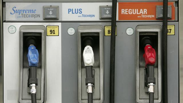 octane gas