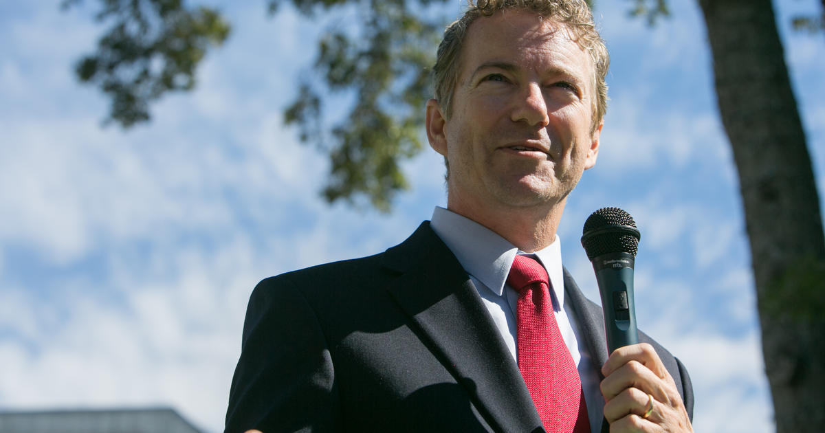 Rand paul accidentally blurted out why republicans don't like increased voter turnout