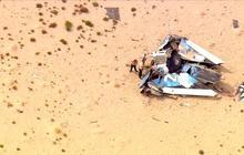Virgin Galactic space flight crashes, killing pilot