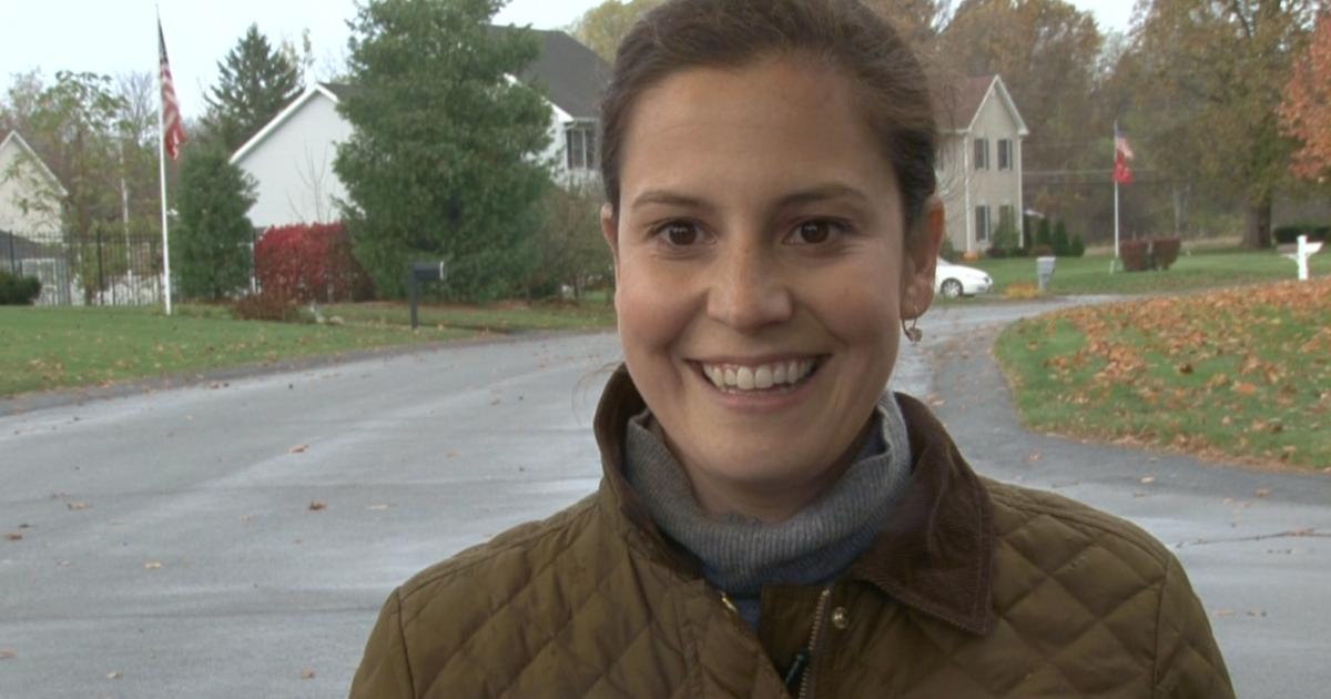2014 Midterm Election: Republican Elise Stefanik youngest ...