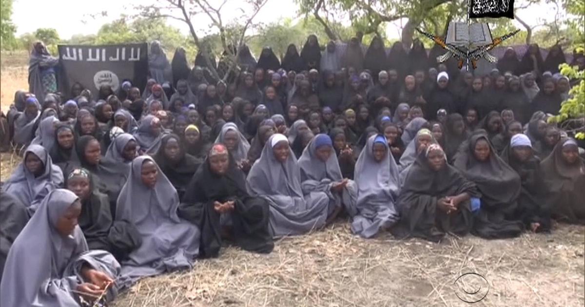 Still No Trace Of 200 Kidnapped Girls In Nigeria - Cbs News-3921