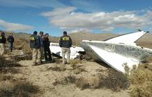 More details of Virgin Galactic crash released