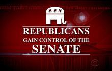 Republicans gain control of the Senate