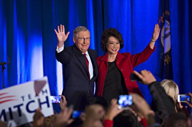 Republicans gain control of Senate