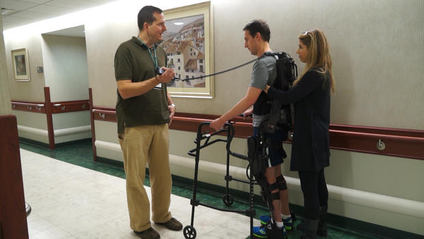 Runner's robotic rehab