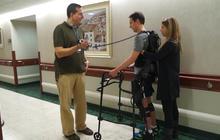 Runner's robotic rehab