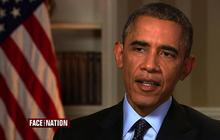 Obama: Iran nuclear talks not linked with fight against ISIS