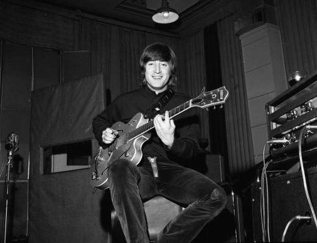 John Lennon Guitar Expected To Sell For 600000