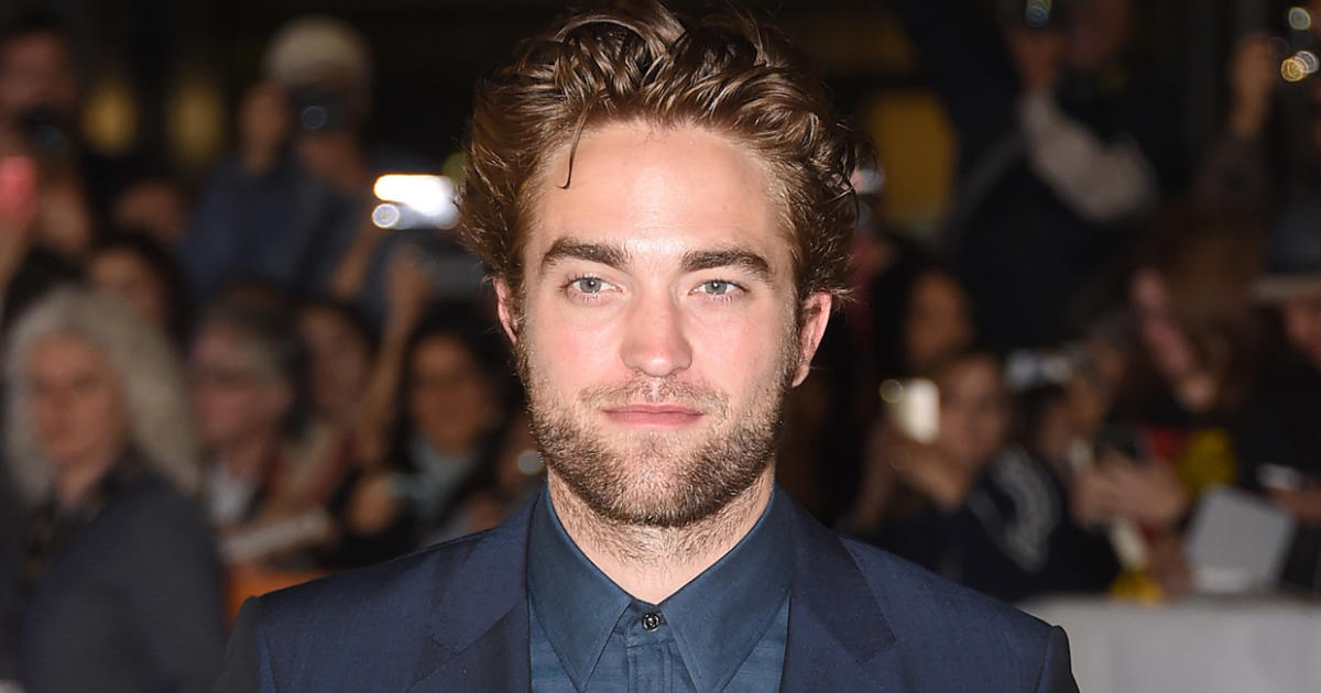 Robert Pattinson Steps Out With Questionable New Haircut Cbs News
