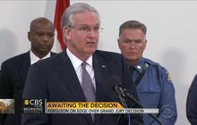 Ferguson on edge over anticipated grand jury decision