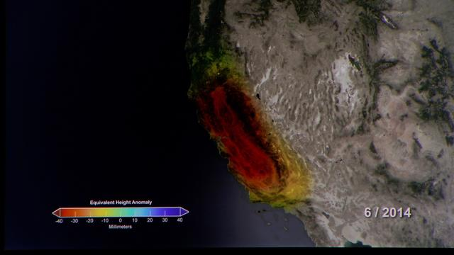 Depleting the water - CBS News