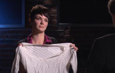 Yvonne Baldelli's clothing returned to her family