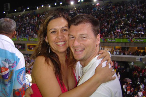 Bruce and Monica Beresford-Redman
