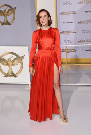 """The Hunger Games: Mockingjay - Part 1"" Los Angeles premiere"