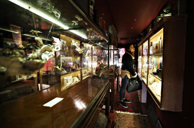 U.K. museum of curiosities