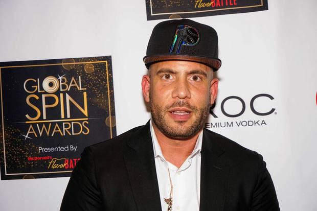 Stars at the 2014 Global Spin Awards