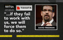 Takata resists government's call for expanded air bag recall