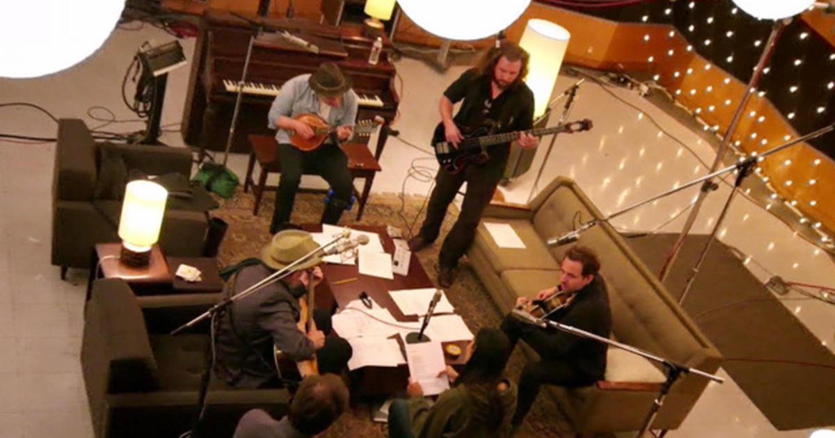 "Music Stars Create New Music For Bob Dylan's ""Basement"