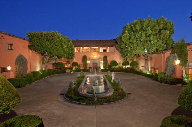 10 Of The World S Most Expensive Homes Cbs News