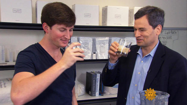 the future of food crushed bugs chemical elixirs and apps cbs news