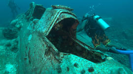 Diving deep for the forgotten