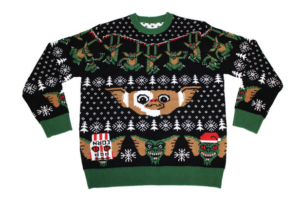 Gremlins Christmas Sweater Holiday Holiday Gift Guide 2014 Music