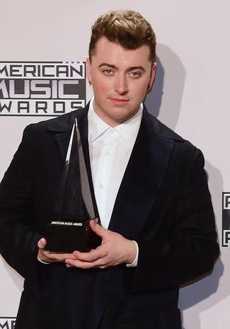 American Music Awards 2014 press room