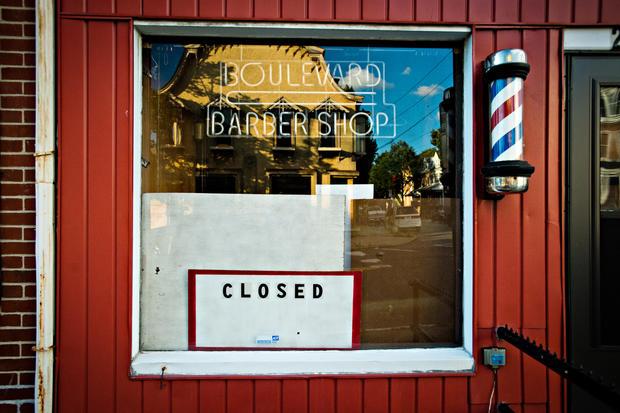 Barber shops of America