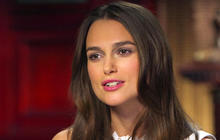 "Keira Knightley on new movie ""The Imitation Game"" and women in the workplace"