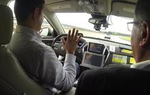 GM testing Super Cruise technology