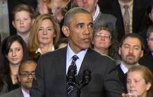 "Obama: ""No sympathy"" for destructive protesters in Ferguson"