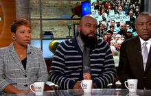 Michael Brown's parents on grand jury decision, violence in Ferguson