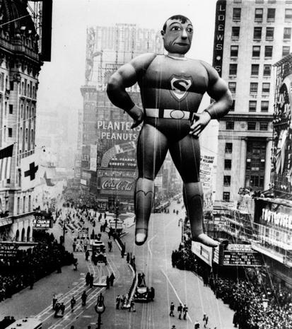 Macy's Thanksgiving Day Parade through the years