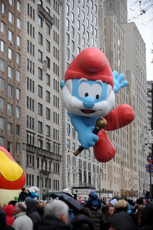 Macy's Thanksgiving Day Parade 2014