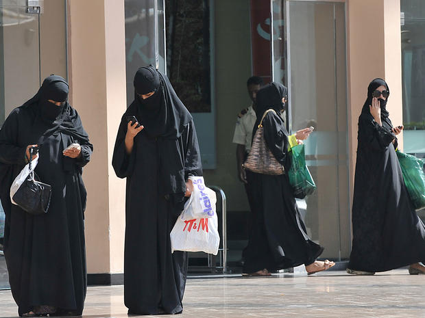 Behind-The-Scenes Look At Life For Saudi Women - Cbs News-6593