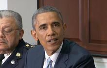 Obama's police initiatives include body cameras, task force