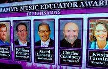 Grammy Music Educator Award finalists revealed