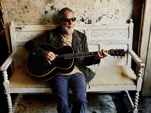 The musical journey of Yusuf / Cat Stevens
