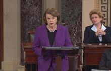 Sen. Dianne Feinstein talks about CIA torture report