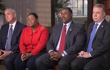 Mayors reflect on racial divide in America