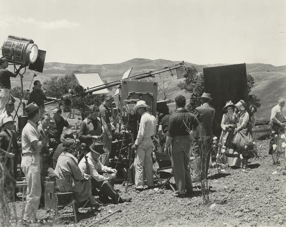 "The making of ""Gone with the Wind"""