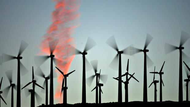 Wind power a growing energy source worldwide