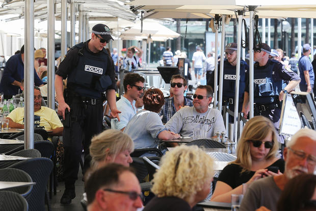 Sydney hostage standoff