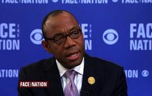 """NAACP chief: Murder of NYPD officers shows U.S. """"violence problem"""""""