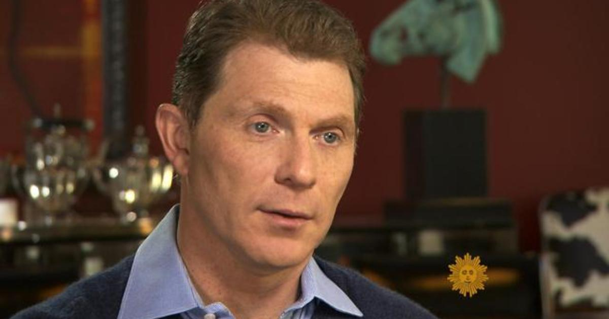 How cooking saved Bobby Flay's life - CBS News