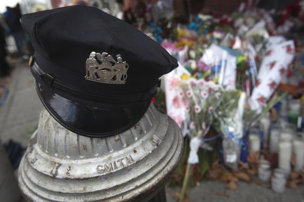 NY police officers killed