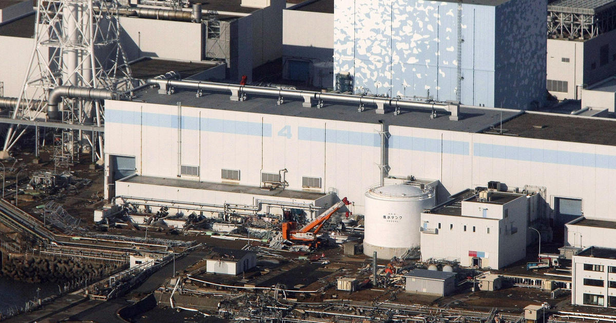 Japan reportedly decides to release treated Fukushima water into the sea – CBS News