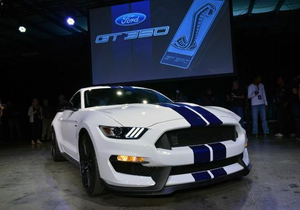 Here come the 2015 -- make that the 2016 -- cars