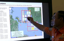 Is AirAsia flight 8501 at the bottom of the ocean?